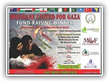 Fund Raiser for Gaza 6 SEPTEMBER