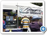 Crescents of Brisbane at the Qld. Multicultural Festival 2010